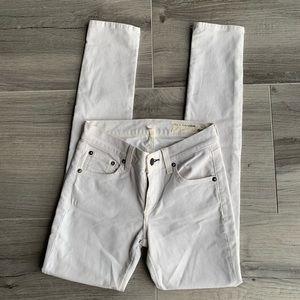 Rag and bone skinny corduroy pants